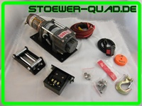 Quad/ATV CF Moto 500 5C 4x4 (Atlas), lange Version NEU!