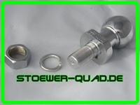 Anhängerkupplung für ATV & Quad
