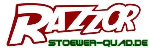 Razzor Quads kaufen bei stoewer-quad.de