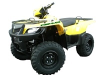 "Quad Suzuki LTA 750 4x4 - ""King Quad"" LOF"