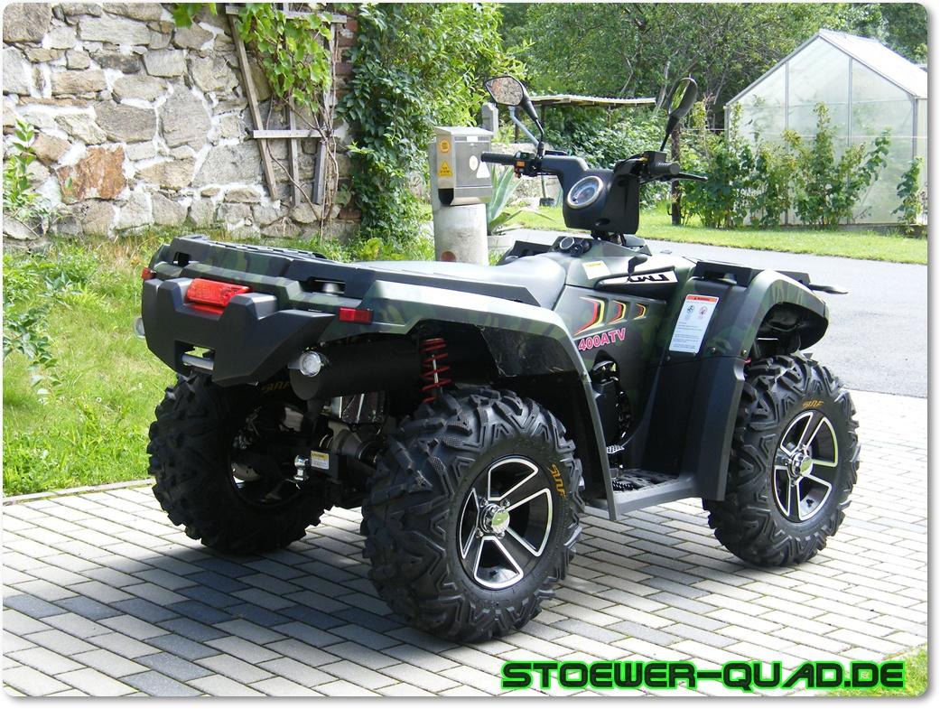 quad trooper 400 4x4 atv stoewer quad. Black Bedroom Furniture Sets. Home Design Ideas
