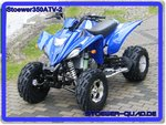 Quad Stoewer350ATV-2 biult on base of High-Brand-ATV 350