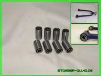 echte Silentlager Querlenkerbuchsen für die A-Arms Bashan BS250s-11b & BS200s-7(A) & Shineray Quads