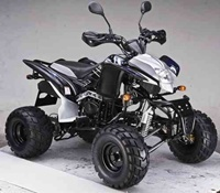 Quad Shineray xy200stiie-b
