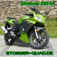 Motorrad Shineray xy250-5a Supersport