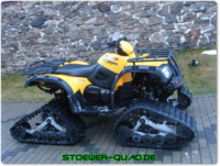 Quad/ ATV Raupen Ketten Kit