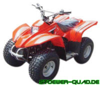 Quad Trooper 50 - Kinderquad
