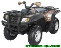 Quad Trooper 700 Allrad 4x4
