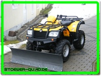 Quad Atlas 500 4x4 kurze Version, CF500-2