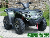 Quad Trooper 400 4x4 ATV